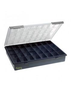 Assorter 4-32 - RAACO - caja con 32 compartimentos fijos