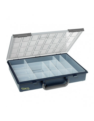 Assorter 55 4x8-15 - RAACO - caja con 15 compartimentos movibles