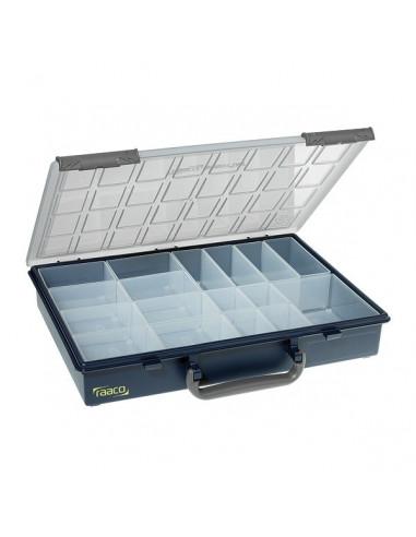 Assorter 55 4x8-17-RAACO-caja 17 compartimentos