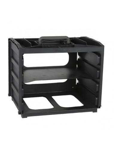Handy box vacio - RAACO-maletin de transporte
