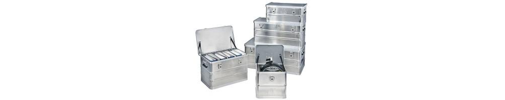 Baules de aluminio